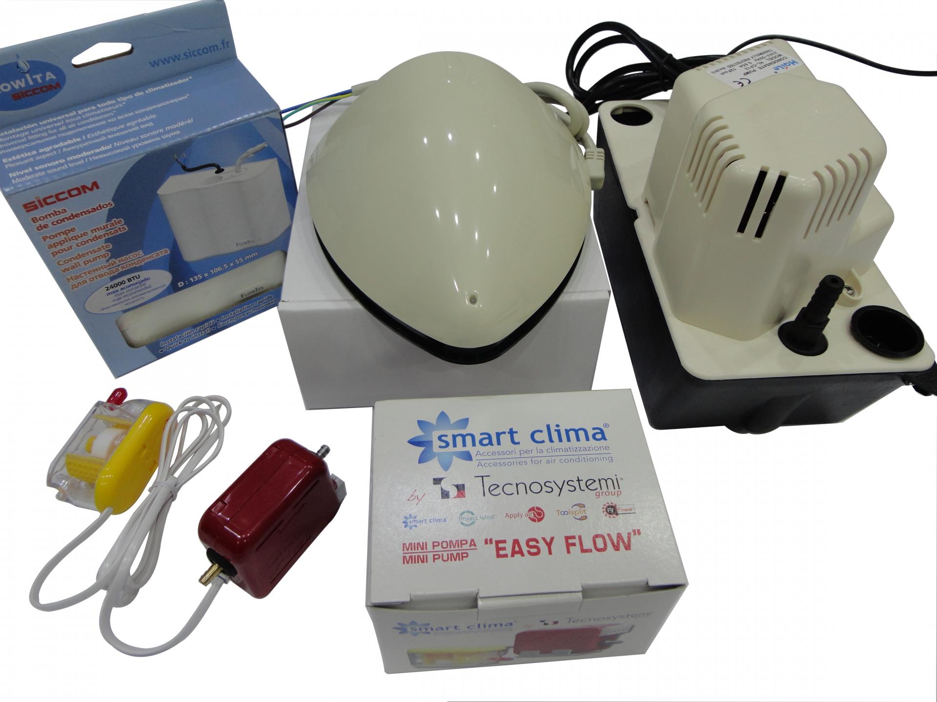 Klima Tahliye Pompa Modelleri