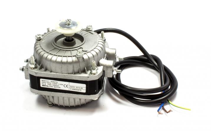 YJF Fan Motorları