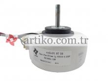 Fan Klima İç YYS10-4 220V 50/60Hz 10W