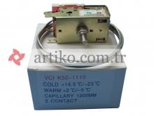 Termostat K-50 1110 2 Cont 120C