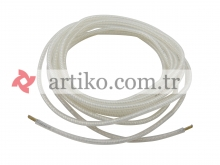 Rezistans Silikon Kablo 1.90Mt 55W 220V