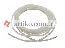 Rezistans Silikon Kablo 6.00Mt 180W 220V
