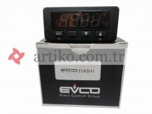Dijital Termostat Evco EVKB41 1 Sensor 220V