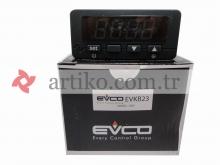 Dijital Termostat Evco EVKB 23 2 Sensör 220V