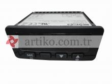 Dijital Termostat Evco EVK213N3 2 Sensör 12-24V
