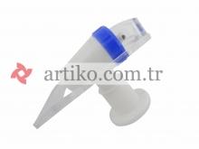 Musluk Sudolabı Soğuk Yuvarlak WJ-040-B