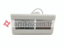 Termometre Mini Güneş Enerjili DST-50