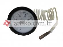 Termometre Yuvarlak 0°/120°
