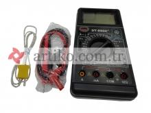 Ölçü Aleti Dijital M-890G