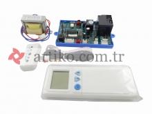 Klima Kumandası Kartlı QD-U05PG