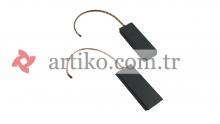 Kömür AEG Ortadan Çıkışlı 5X12.4X32.5 WFK4010 (162BH01)
