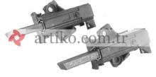 Kömür AEG-Zanetti 12.5X6.3X36mm Plastik Gövdeli (162AE05)