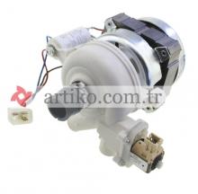 Bulaşık Makinesi Tahliye Pompası Ariston-Indesit 058140