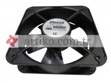Fan Kare 200x200x60 220V 75W