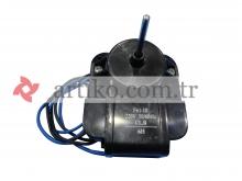 Fan Motoru Nofrost Siyah Kablolu F61-10 Shaft 3.17mm
