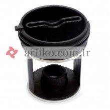 Filtre Ariston Indesit 045027 Siyah 143AR07