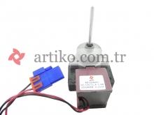 Fan Nofrost YZF-46.5-12.5-R-B 3.3W 12VDC (D4612AAA21)