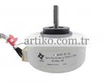 Fan Klima İç YYS19-4 220V 50/60Hz 19W Kısa