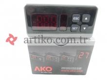 Dijital Termostat AKO 14545-C Merkezi Sistem Kontrolü