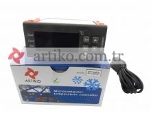 Dijital Termostat STC-8080h-Tek
