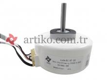 Fan Klima İç YYS20-4 220V 50/60HZ 20W