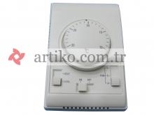 Oda Termostat TR-110 Fan Coil