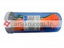 Kablo Bağı Paket 12X21cm (500 Adet) Set