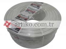 TTR Kablo 2x1.00Rulo