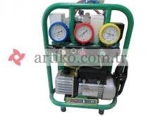 Gaz Şarz İstasyonu R-600 Programlanabilir