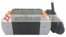 DİJİTAL TERMOSTAT EK- 3010 TEKLİ 75X34.5X85 -40 C / +99 220V