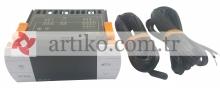 DİJİTAL TERMOSTAT EK- 3030 TEKLİ 75X34.5X85 -40 C / +99 C 220V
