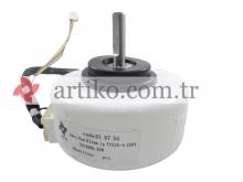 Fan Klima İç YYS25-4 220V 50/60HZ 25W