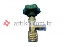 Gaz R600 Gaz Patlatması HS-341
