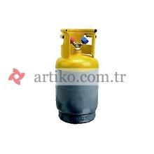 Gaz Geri Dönüşüm Tankı HS-1450 12 Litre