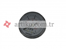 Oksijen Tüp 040X6 B. Ark Manometre