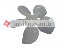 Fan Kanadı 20cm Plastik