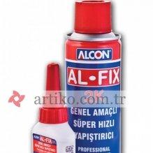 Alcon Al-Fix MDF-Lastik 200ml M-7707